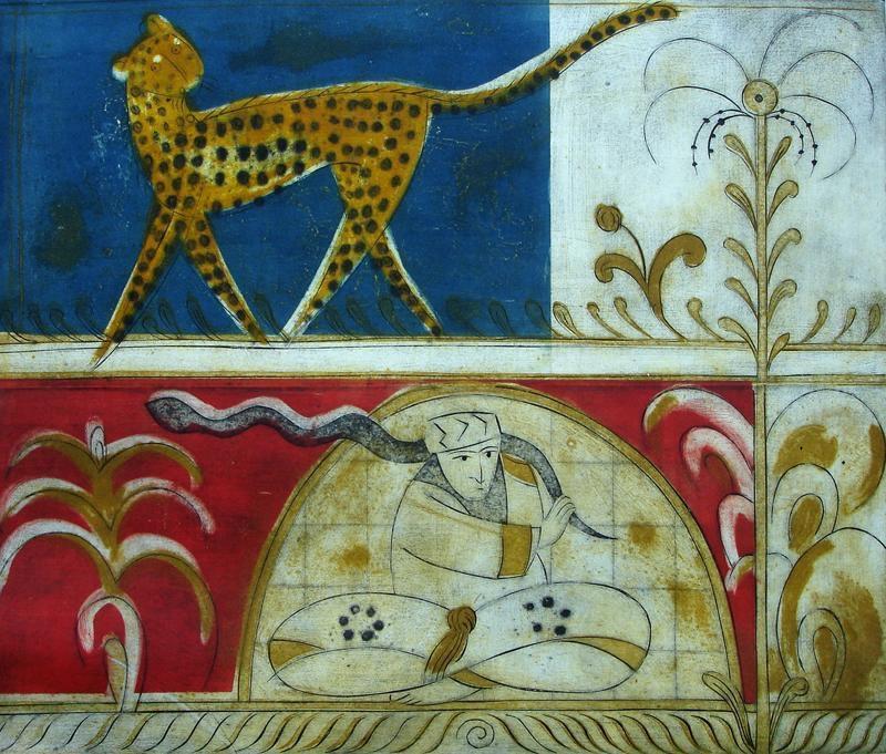 Baghdad Leopard