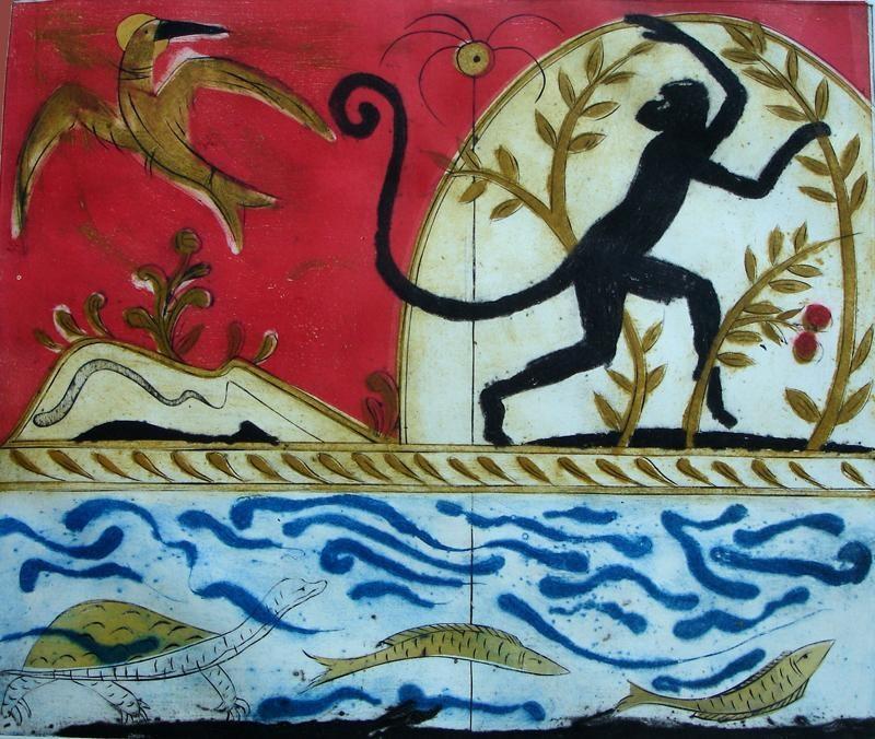 Baghdad Monkey