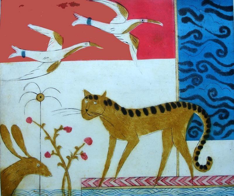 Baghdad Cat