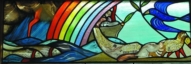 Noah's Ark SS Philip & James School, Oxford