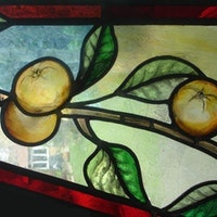 Barrie Juniper window (detail)