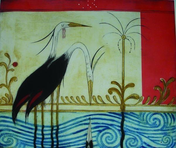 Baghdad Cranes