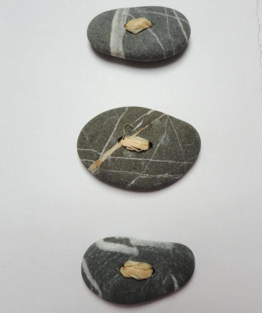 Pebble buttons