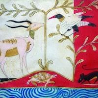 Baghdad Deer