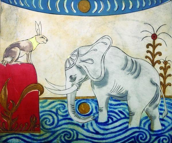 Baghdad elephant