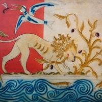Baghdad Lion