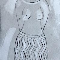 Nabaten Woman II